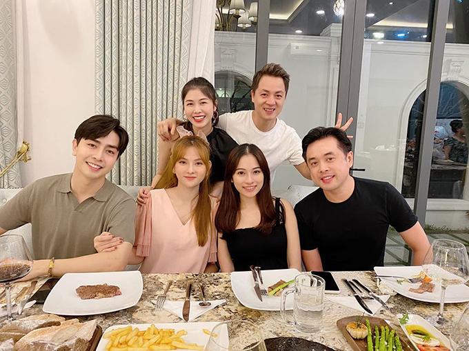 4 gia đình bỉm sữa của showbiz Việt hội tụ - 8