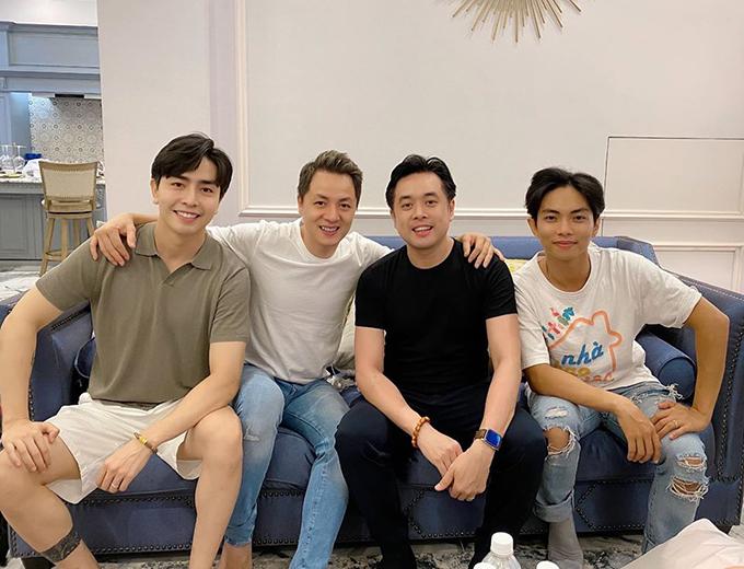 4 gia đình bỉm sữa của showbiz Việt hội tụ - 10