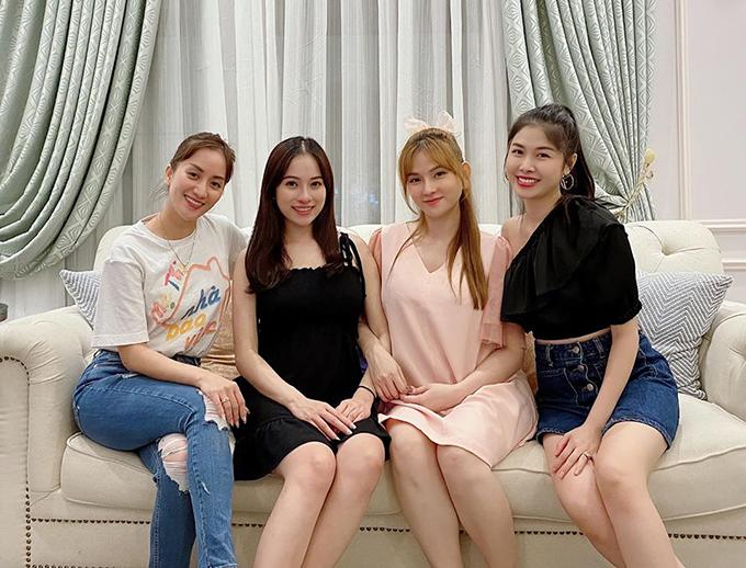 4 gia đình bỉm sữa của showbiz Việt hội tụ - 6