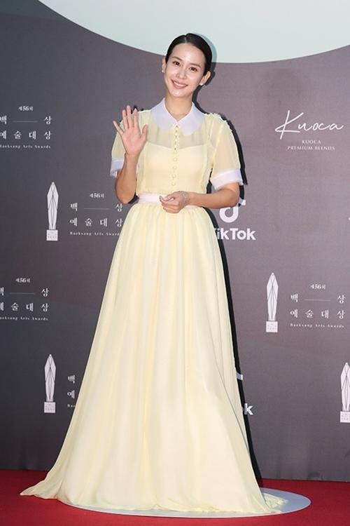 Nữ hoàng cảnh nóng Jo Yeo Jung.