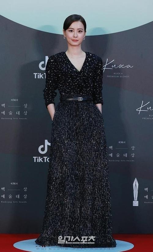 Diễn viên Jeong Yu Mi.