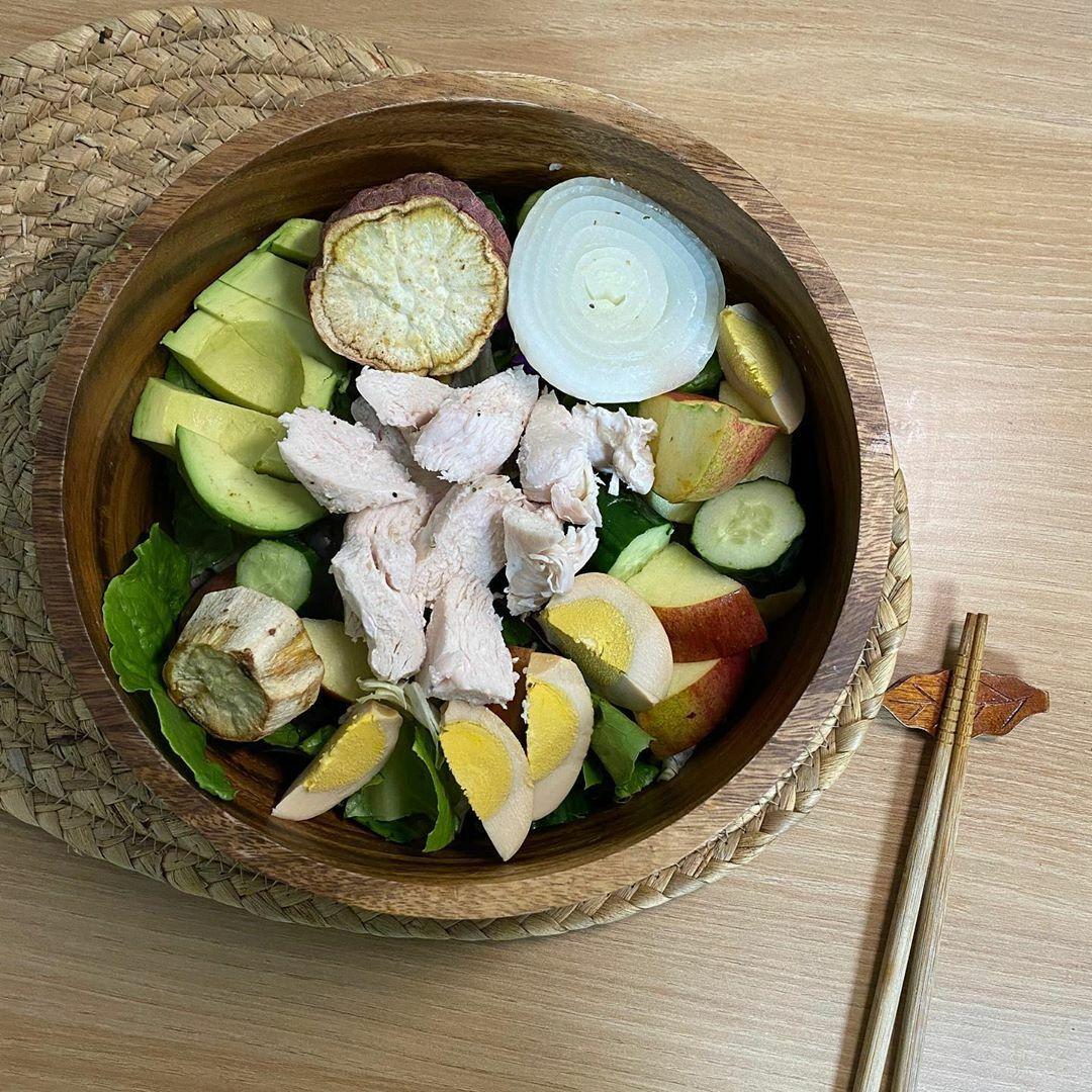 Thay cơm bằng khoai langgiúp gái Hàn giảm 49 kg - 4