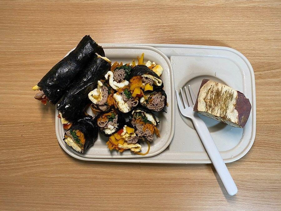 Thay cơm bằng khoai langgiúp gái Hàn giảm 49 kg - 8
