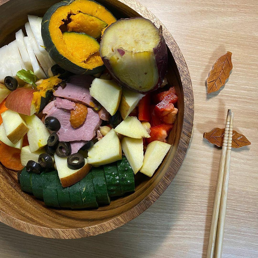 Thay cơm bằng khoai langgiúp gái Hàn giảm 49 kg - 2