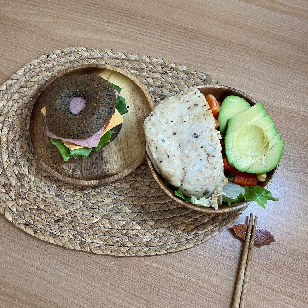 Thay cơm bằng khoai langgiúp gái Hàn giảm 49 kg - 6