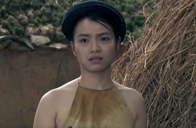 Hồng Kim Hạnh trong vai Hơn của Thương nhớ ở ai.