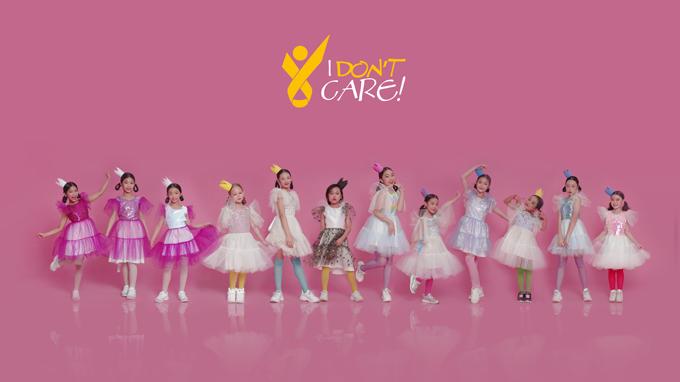 Lê Âu Ngân Anh tham gia dự án vì trẻ em ung thư - 10