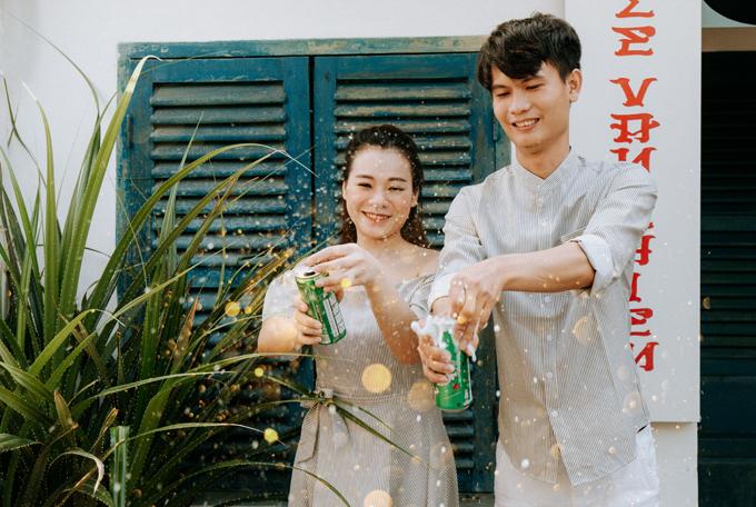 Trong cuộc sống đời thường, Thanh Tâm ít bày tỏ tình cảm bằng lời nói khiến đôi lúc Trang buồn. Cả hai từng cãi vã, suýt bỏ lỡ nhau nhưng cuối cùng, vì tình yêu nên mỗi người bỏ bớt cái tôi để cho nhau thêm cơ hội bước tiếp.