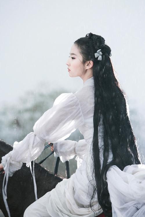Khi những hình ảnh này được tiết lộ, một cuộc tranh cãi đã nổ ra trên mạng Trung Quốc. Nhiều fan của Lưu Diệc Phi tiếc nuối cảnh quay duy mỹ. Họ cũng khen ngợi Lưu Diệc Phi làm việc nghiêm túc, hết lòng vì vai diễn.
