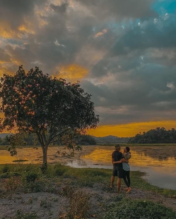 Băng Di và bạn trai doanh nhântrekking rừng Nam Cát Tiên - 19