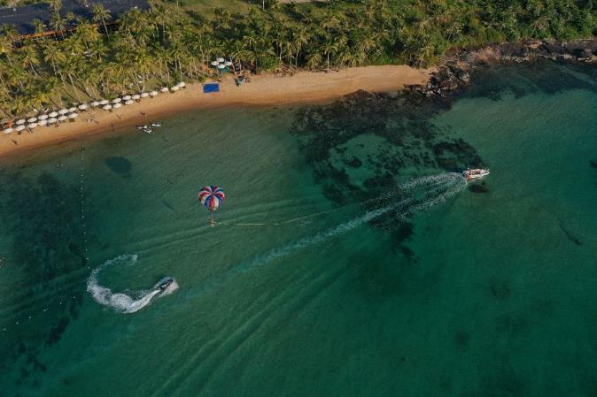 Trò chơi mạo hiểm: Nếu chỉ đi Phú Quốc để tắm biển, du khách sẽ thấy hơi có chút thiếu sót.