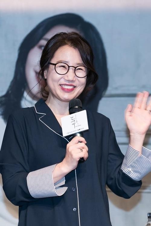 Biên kịch Kim Eun Sook.
