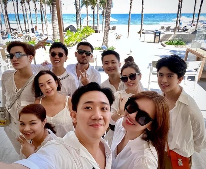 Resort nơi Trấn Thành Hari Won tổ chức sinh nhật ở Hồ Tràm - 4