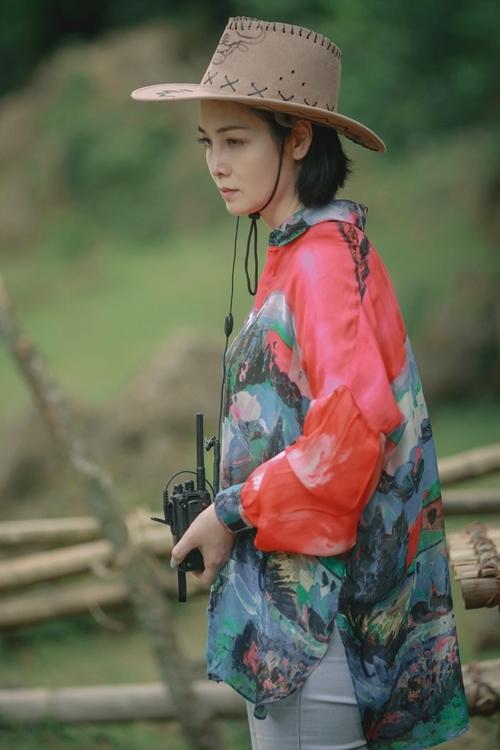 Hôm 12/6, Mai Thu Huyền chính thức khởi quay phimKiềutại địa điểm đầu tiên, đó là tỉnh Cao Bằng.