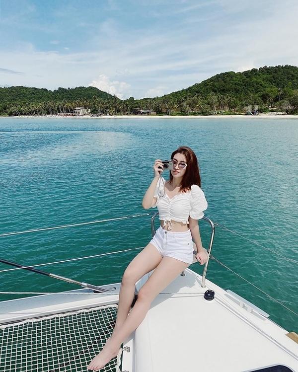 Resort ở Phú Quốc Đỗ Mỹ Linh - 8