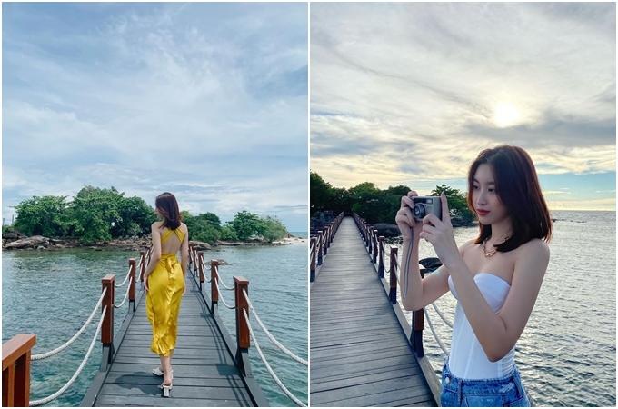 Resort ở Phú Quốc Đỗ Mỹ Linh - 10