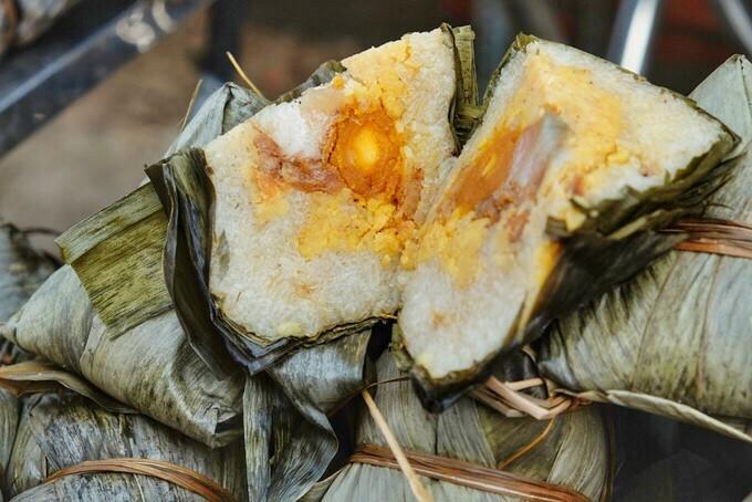 Những món ăn quen thuộc ngày Tết Đoan Ngọ - 2
