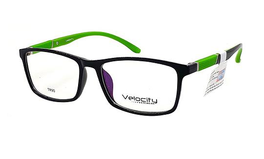 Gọng kính Velocity VL36458 993 chính hãng giá 300.000 đồng từ chất liệu Plastic, hợp kim titaium. Gọng phù hợp để lắp kính cận thị, viễn thị, loạn thị. Dễ phối với nhiều trang phục thường ngày.