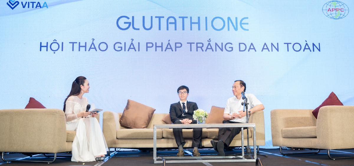 Sự kiện diễn ra cuối tuần qua tại khách sạn Marriott Hà Nội.