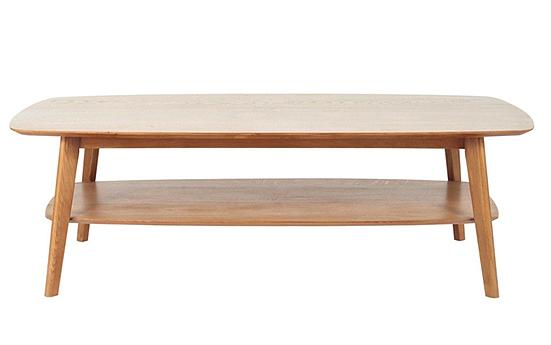 Bàn trà không ngăn Portobello phong cách Vintage gỗ tự nhiên giảm giá 44% còn 3,69 triệu đồng; sơn PU cao cấp theo quy trình nghiêm ngặt; kết cấu mộng ghép chắc chắn; gia công tỉ mỉ, trau chuốt từng chi tiết. Bạn có thể tùy chọn kích thước, chất liệu theo nhu cầu. Ngoài là nơi để thưởng thức trà, cafe với bạn bè, gia đình, chiếc bàn này còn tiện dụng khi có thêm chiếc kệ bên dưới để tạp chí, sách báo... gọn gàng, ngăn nắp. Chân bàn được thiết kế hơi choãi, phù hợp với không gian hoài cổ.