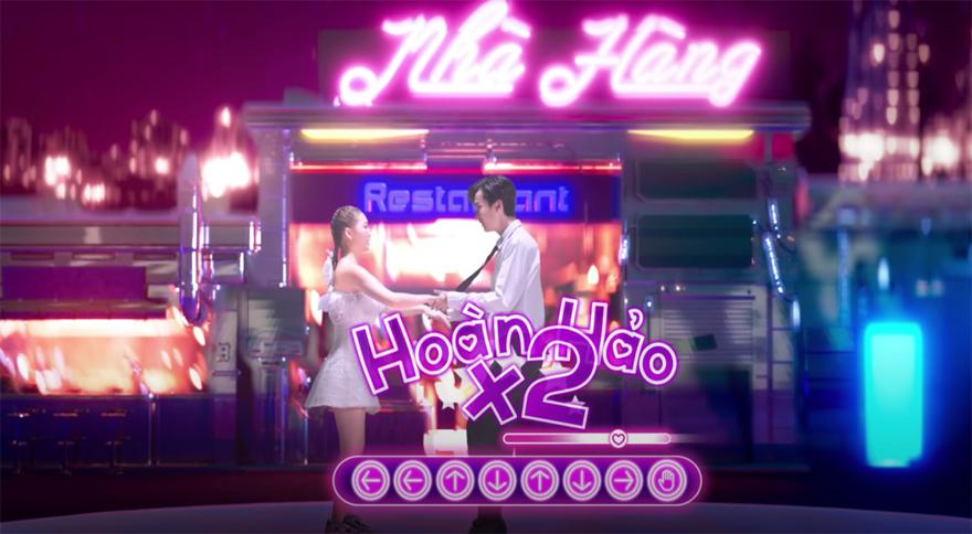 Sau hai cuộc chiếnkhông dễ dàng, Ameeđến được với bạch mã hoàng tử Toxedo. Cả hai tâm đầu ý hợp trình diễn những màn nhảy Audition ăn ý và đẹp mắt. Audition là trò chơi xuất phát từ Hàn Quốc vào năm 2004 vàđến Việt Nam vào năm 2006, gắn liền với của tuổi trẻ của 8x, 9x. Trong MV, cô nàng diệntrang phục thiên thần, tận dụngsắc vóc của mình thể hiệnnhững bước nhảy khiến chàng Toxedolóa mắtvà bị cuốn hút. Cô nàngcòn dùng chiếc Realme 6i để chụp hình. Sau đó, cả hai cùng nhau du ngoạn đến nơi cóbiển xanh, cát trắng, nắng vàng để tham gia vàotrò chơi thử thách tiếp theo.