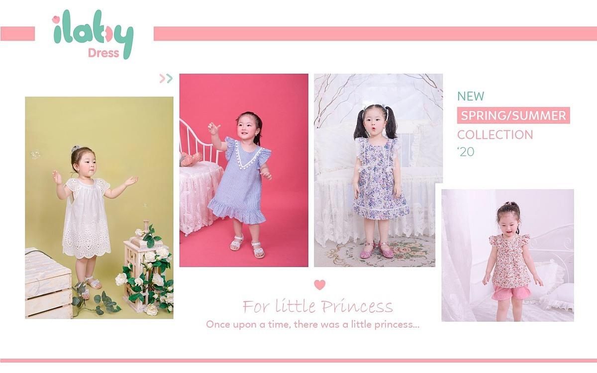 ILaby gia nhập ngành hàng thời trang trẻ emtrong thời đại số4.0 cùng sựthay đổi nhanh chóng về niềm tin và thói quen mua sắm. Lúc này, thời trang trẻ em đang dầntrở thành một trong những thị trường có bước phát triển vượt bậc.