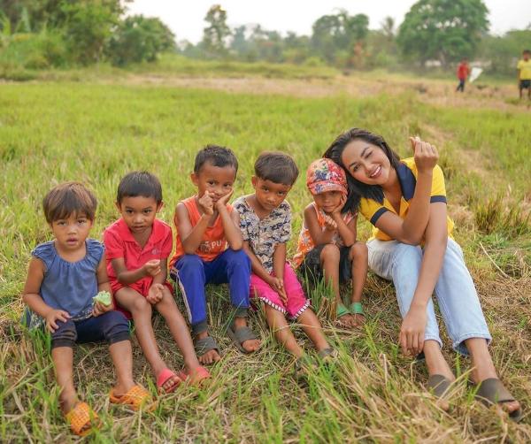 HHen Niê và cuộc sống bình dị ở quê nhà.