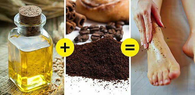 Cà phê kích thích lưu thông máu, có tác dụng hữu hiệu trong điều trị da sần vỏ cam.