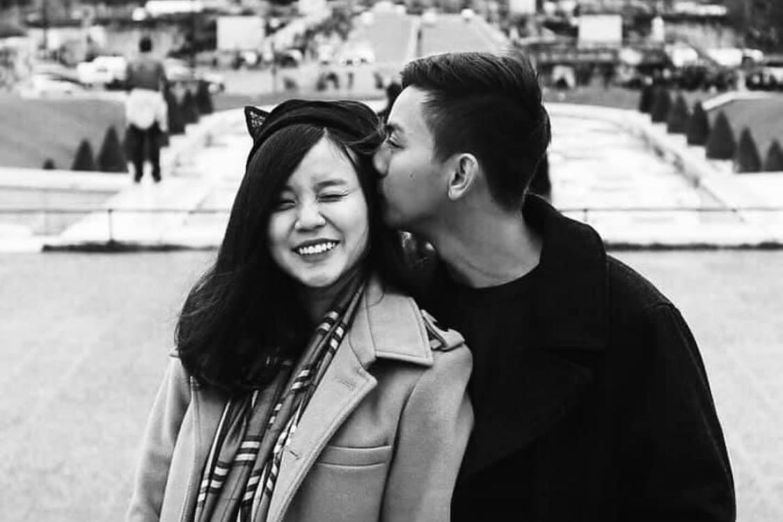 Hoài Lâm, Bảo Ngọc quen nhau 9 năm, từ khi chỉ mới 15 tuổi.