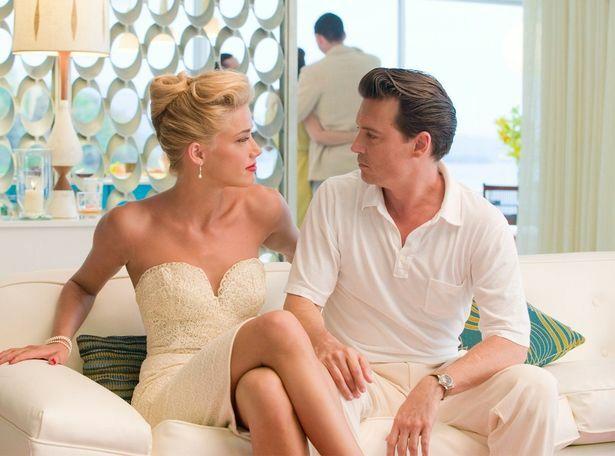 Johnny và Amber từng gặp tiếng sét ái tính khi đóng phim The Rum Diary năm 2011.