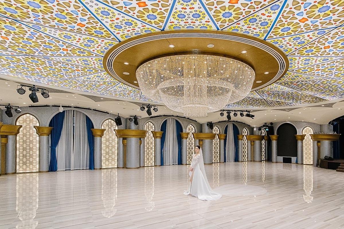 Asiana Plaza là điểm đếndành cho các kế hoạch cưới của cặp đôi nhờ sự chỉn chu trong dịch vụ.