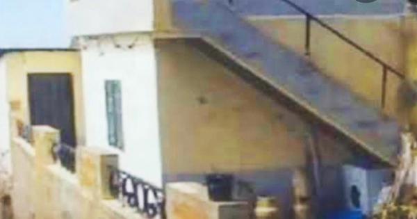 Ngôi nhà ngày nhỏ của chị em C. Ronaldo. Ảnh: Instagram.