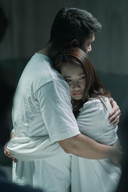 Trương Thế Vinh sợ Trường Giang ghen khi anh ôm Nhã Phương