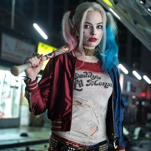 Margot Robbie trong vai Harley Quinn của phimBirds of Prey.