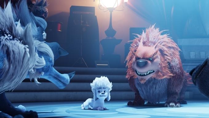 Nhiều nhân vật trong phim mang dáng vẻ đáng sợ.