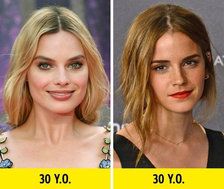 Cùng ở một độ tuổi nhưng tốc độ lão hóa ở mỗi người là khác nhau.