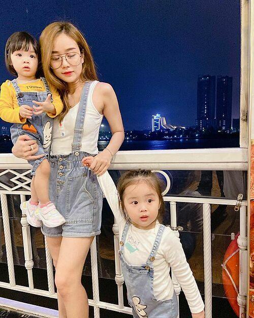 Sau thông báo ly hôn với Hoài Lâm, Bảo Ngọc cho biết chỉ mong mình luôn có nhiều sức khoẻ để lo cho hai con gái và tạo ra thật nhiều kỷ niệm đẹp cho haicon..
