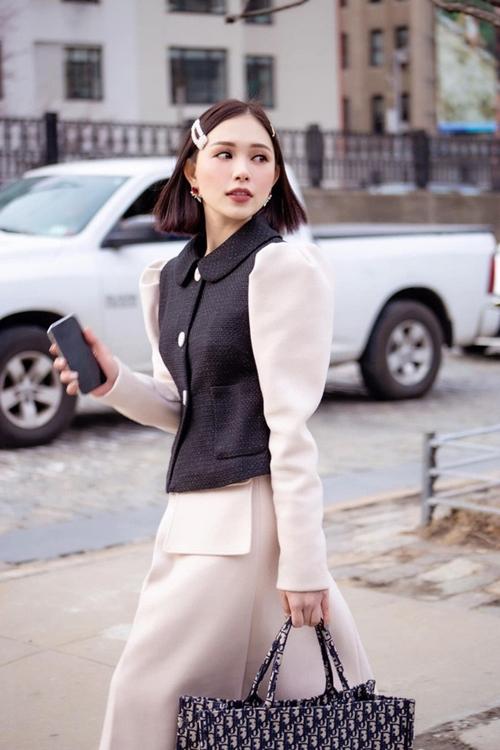 Trước khi yêu em chồng Hà Tăng, Linh Rin kín tiếng trong chuyện tình cảm. Khán giả biết đến cô qua vai trò người mẫu, đặc biệt là khi tham gia cuộc thi The Face và lọt vào đội huấn luyện viên Phạm Hương.