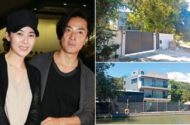 Trịnh Y Kiện làm nhà nghỉ dưỡng cho vợ.