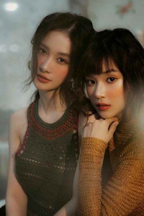 Quen nhau từ hồi đóng chung phim Tháng năm rực rỡ năm 2017, Hoàng Yến Chibi và Jun Vũ trở nên thân thiết vì nhiều sự đồng điệu trong tính cách và cuộc sống.