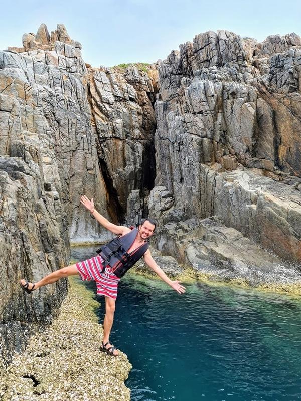 Bể bơi tự nhiên ở Côn Đảo ít người biết - 2