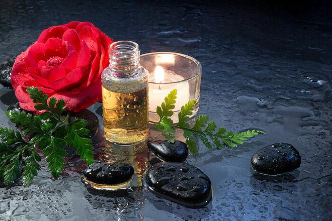 Làm đẹp với dầu hoa trà là một trong những bí mật nhan sắc của các geisha