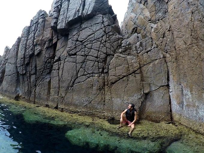 Bể bơi tự nhiên ở Côn Đảo ít người biết - 10