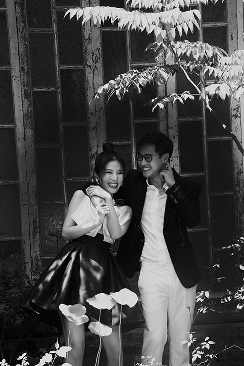 Không chỉ thường xuyên đùa nhau trên phim trường, Thanh Sơn và Diễm My 9X thường xuyên dìm hàng nhau trên mạng xã hội.