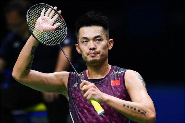 Tay vợt Lin Dan chia tay sự nghiệp ở tuổi 36.