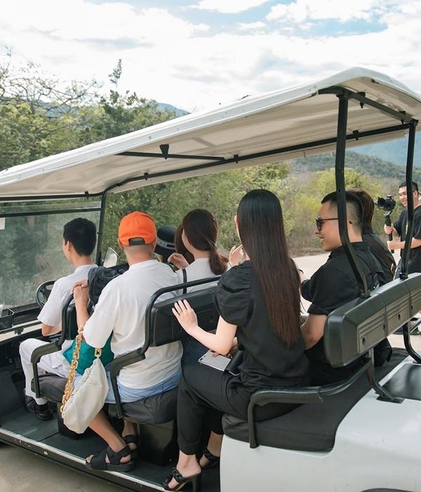 Đây là một trong những khu nghỉ dưỡng đạt chuẩn 6 sao đầu tiên ở Việt Nam.