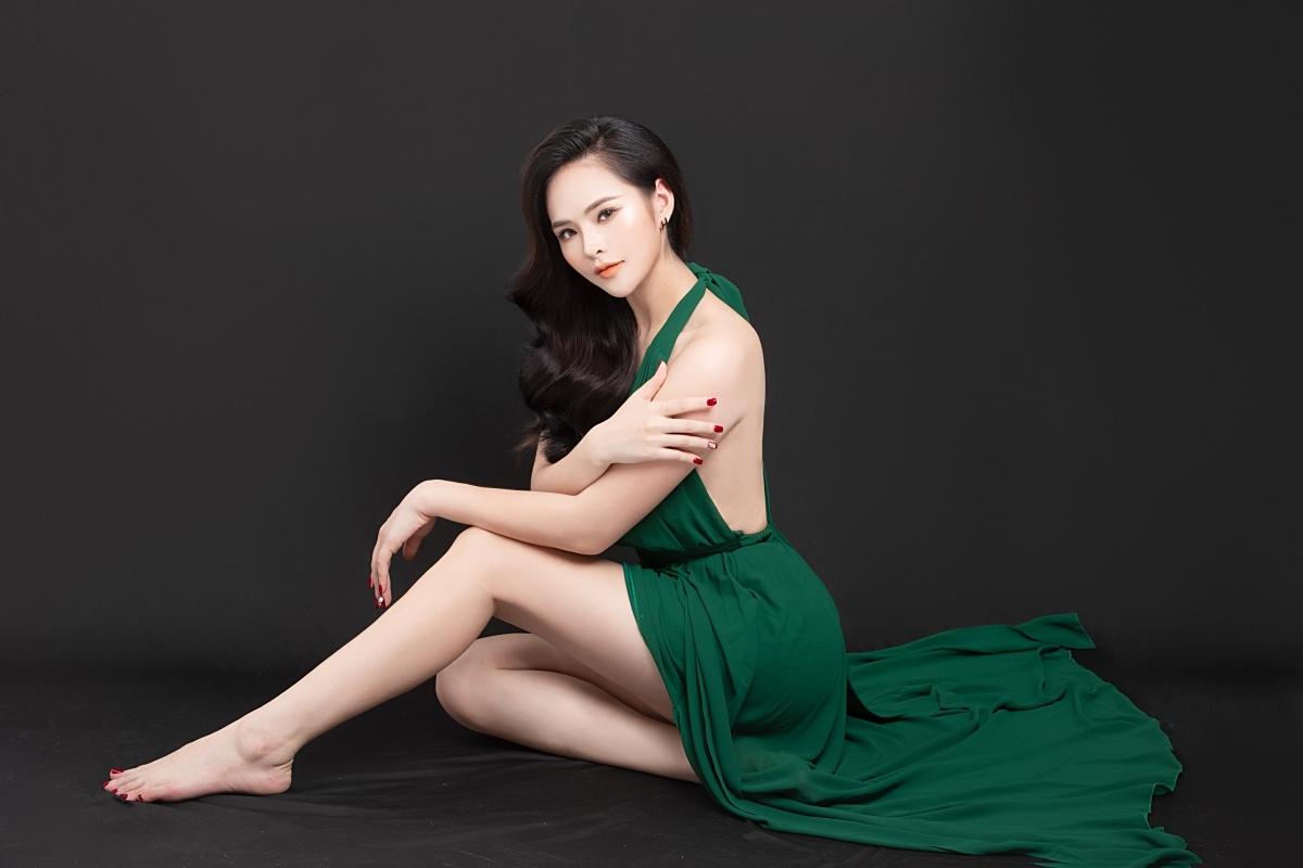 Nhan sắc tuổi 29 của Lại Hương Thảo.