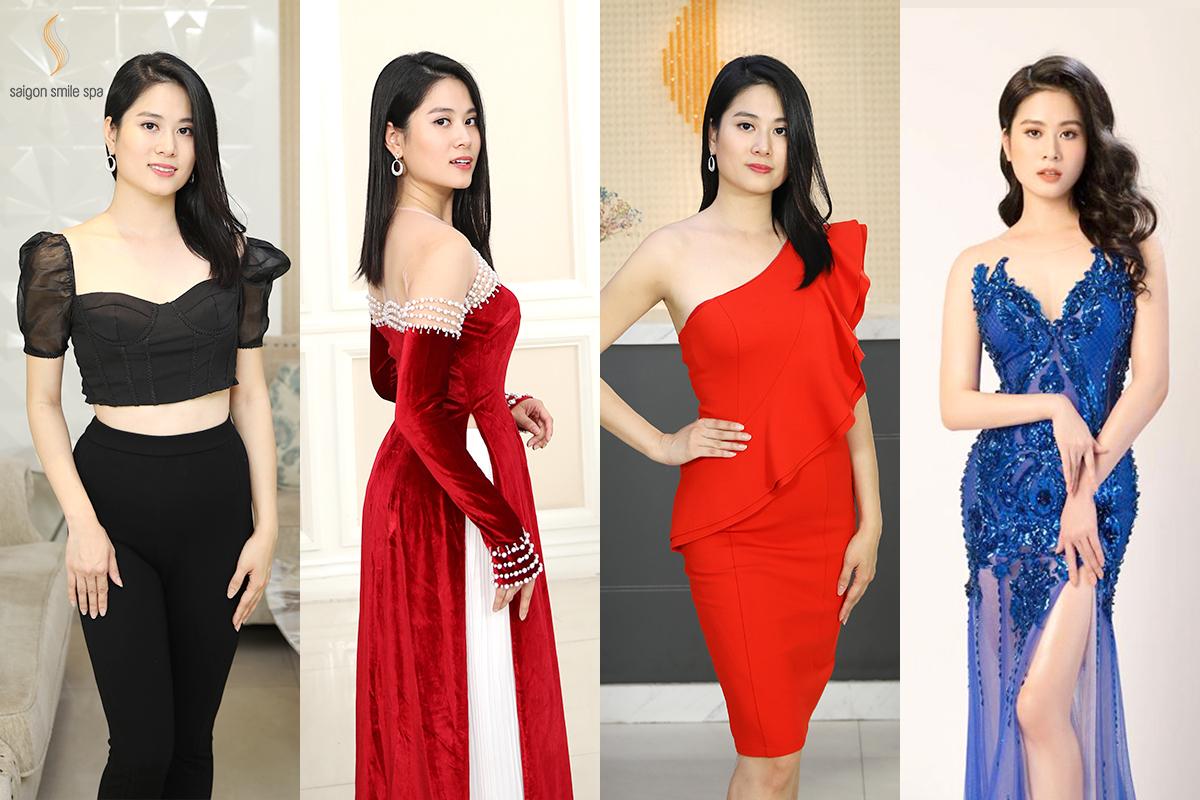 CEO thời trang từng có hai lần giảm béo đáng nhớ và hài lòng với vòng eo 65-66cm để tỏa sáng trong các mẫu thiết kế.
