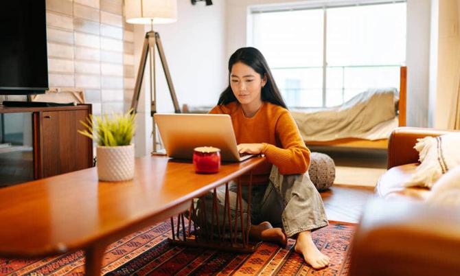 Công ty Nhật Bản cho nhân viên làm việc ở nhà vĩnh viễn