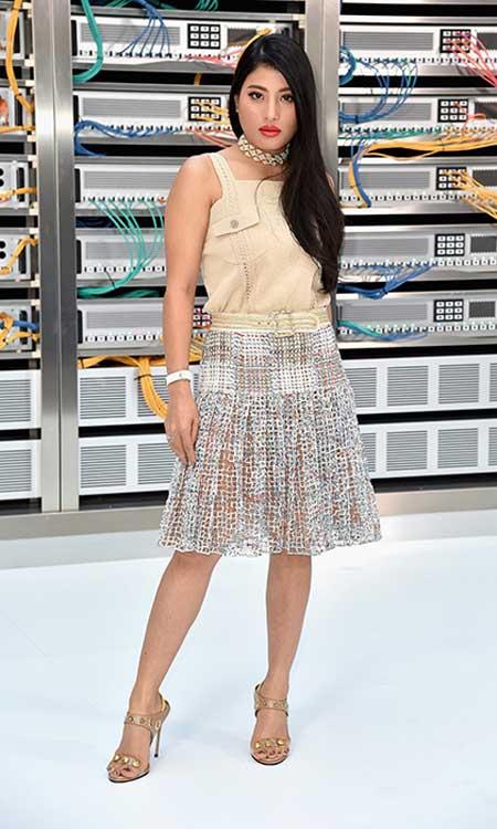 Công chúa Sirivannavari của Thái Lan. Ảnh: Hello Magazine.